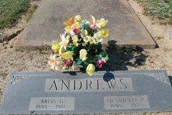 Henrietta Etta <i>Barham</i> Andrews