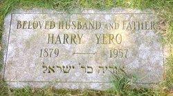 Harry Yero (Yerovitz)