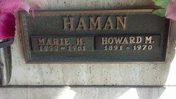 Helen Marie <i>Miller</i> Haman