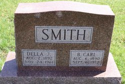 B Carl Smith