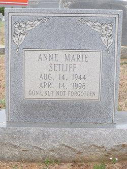 Anne Marie Setliff