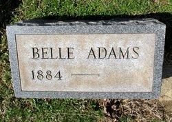 Belle <i>Adams</i> Haberkorn