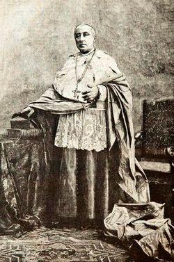 Cardinal Domenico Agostini