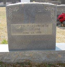 Helen P. Ashworth