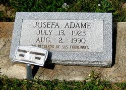 Josefa Adame
