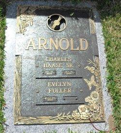 Evelyn <i>Fuller</i> Arnold