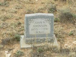 John N Johnson