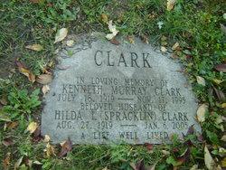 Hilda I. <i>Spracklin</i> Clark
