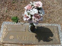Goldie Mae <i>Sigmon</i> Whitley