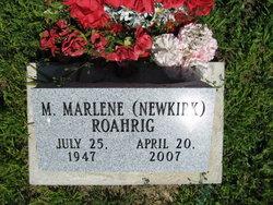 Mildred Marlene <i>Newkirk</i> Roahrig