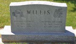Norma <i>Weston</i> Willis