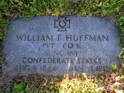 William Franklin Huffman