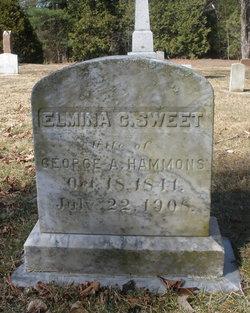 Elmina Carolyn <i>Sweet</i> Hammons