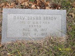 Mary Bryan Brady
