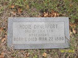 Addie Davenport