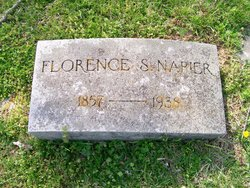 Florence <i>Snell</i> Napier