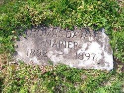 Thomas Davant Napier