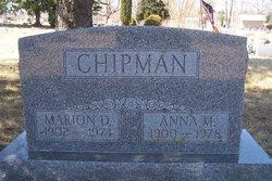 Marion Dean Chipman