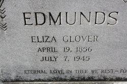 Eliza <i>Glover</i> Edmunds