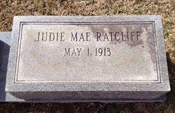 Judie May <i>Cain</i> Ratcliff