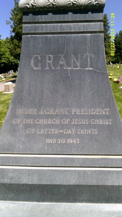 Heber Jeddy Grant
