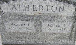 Jasper Newton Atherton