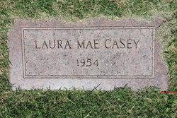 Laura Mae <i>Veale</i> Casey
