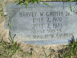 Harvey W Griffin, Jr