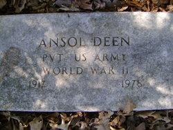 Ansol Deen