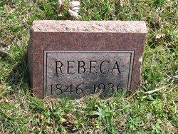 Rebecca <i>Fetteroff</i> Burrier
