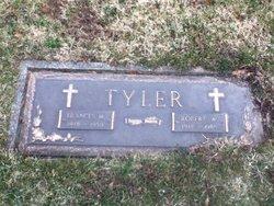 Frances M <i>Douglass</i> Tyler