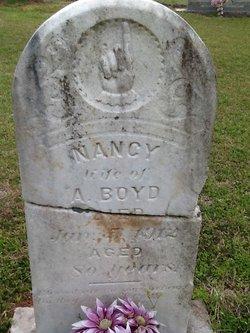Nancy <i>Snyder</i> Boyd