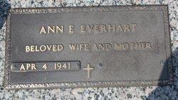 Ann E Everhart