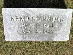Kemp C Arnold