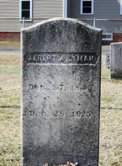 Albert A Lyman