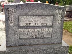 Lillian <i>F.</i> Brou