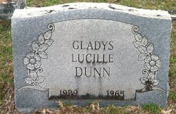 Gladys Lucille <i>Lowe</i> Dunn
