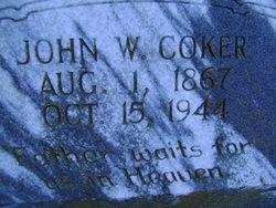 John W Coker