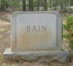 Lucy Jane <i>Pugh</i> Bain