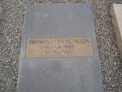 Thomas Eugene Allen