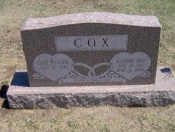 Albert Edwin Pat Cox