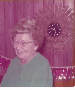 Marion Elizabeth Mick <i>Hatton</i> Gowan