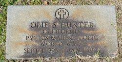Olin Sturdivant Olie Hunter