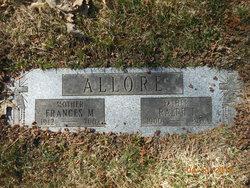 Frances Margaret <i>Timm</i> Allore