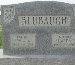 Almeda Rebecca <i>Moats</i> Blubaugh