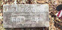 Laura <i>Ross</i> Abraham