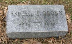 Abigail <i>Lincoln</i> Brown