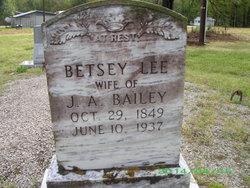 Betsey <i>Lee</i> Bailey