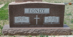 Evelyn Adelle <i>Scroggins</i> Fondy