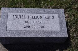 Louise <i>Pillion</i> Kuhn